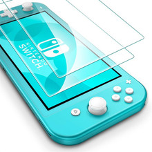 Screen Protector For Nintend Nintendo Switch Lite 9H Tempered Glass 3DS Protetor Film Cover Console Consola NS Accessories