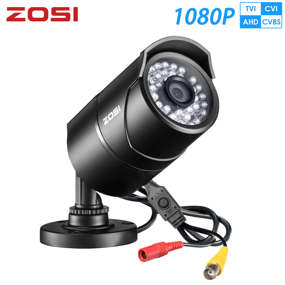 Waterproof 1080P 2MP 3000TVL CCTV Dome AHD DVR Home Security Camera Night Vision