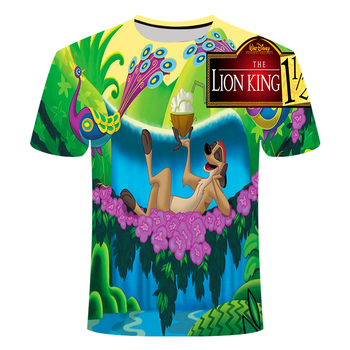 Colorful 2019 printing men's T-shirt funny T-shirt illusion black and white graphics O-neck pullover 3D T-shirt Men tshirt Summe