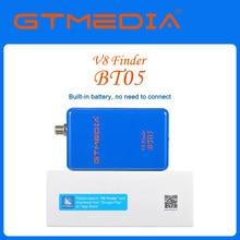 GT Media V8 Finder DVB-S2/S Satellite Finder DVB S2 1080P FTA Sat Finder für Satellite Empfänger Gebaut-in lithium-batterie 2200mAh