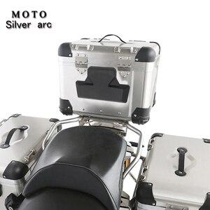Image 5 - ผู้โดยสารรถจักรยานยนต์พนักพิงเบาะด้านหลังกระเป๋าด้านหลังสำหรับBMW F900XR F900 XR F 900 XR F900R F900 R 2020