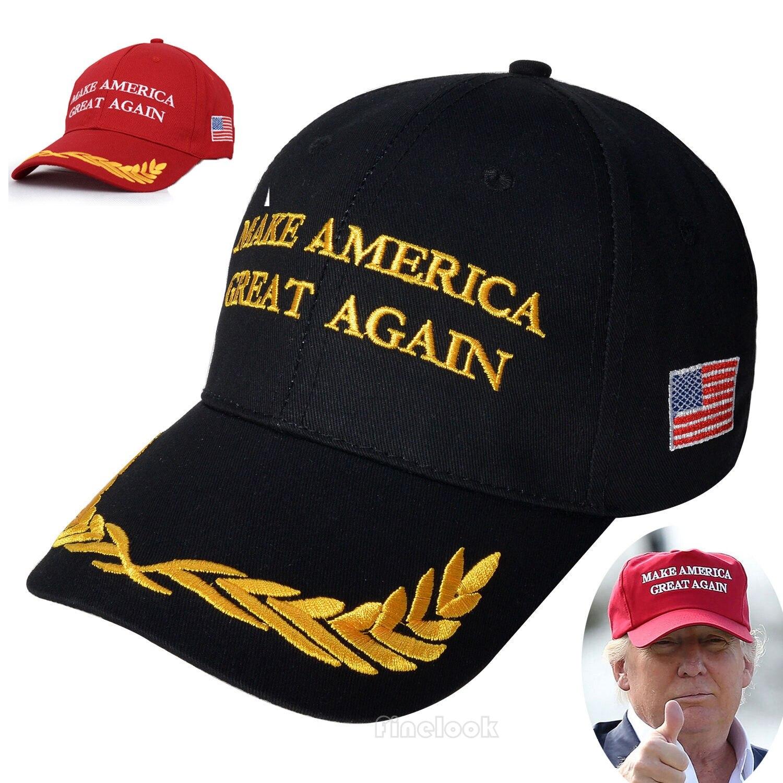 Президент шапка Дональда Трампа 2020 Make America Great Again, Республиканская Кепка для мужчин и женщин, Мужская Регулируемая Кепка, Повседневная красн...