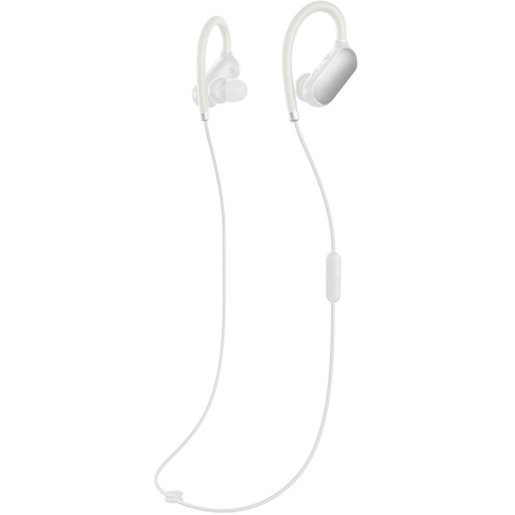Беспроводные наушники XIAOMI Mi Sports Bluetooth Earphones (Белый)