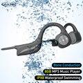 AIKSWE костной проводимости наушники Bluetooth беспроводные наушники 8 Гб IPX8 водонепроницаемый MP3 музыкальный плеер Плавание Дайвинг Спортивная г...
