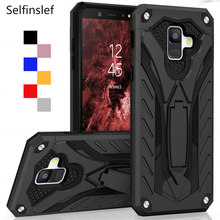 Shockproof Case For Huawei Honor 8X 7A 7C 9i Y5 Y6 Y7 Y9 2018 2019 P9 P10 P20 Nova 2i 3 3e 3i Stand Military Grade Case Cover(China)