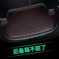 Pour SRX XT5 ATSL CT6 XTS CT ES NX est RX XE XF XFL HARRIER voiture coffre tapis plateau tapis de sol en cuir tout entouré doublure de cargaison|  -