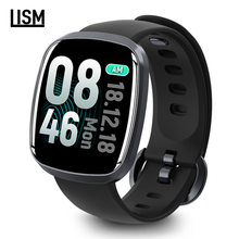 Fashion Smart Watch Waterproof GT103 Blood Pressure Fitness Tracker Sleep Monitor Music Control Full Screen Touch for iPhone
