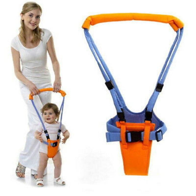Arnés de bebé aprender a caminar accesorios para actividades cinturón de seguridad cinturón de protección para caminar seguro Ejercicio seguro cuidado del bebé aprendizaje arnés para caminar mochila Stick Sling Boy Girls ayuda infantil andador asistente alas de cinturón