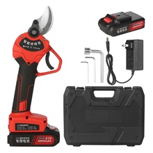 Shears Pruner Cutters Garden-Branch-Trimming Cordless 2000mah-Battery Professional And