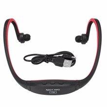 Universal Sport MP3 Player Portable Music Running Headphone