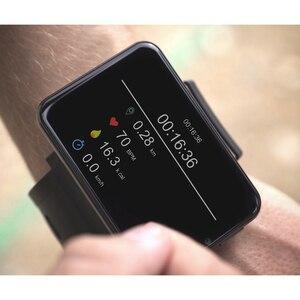 Image 2 - DM100 WiFi 4G montre intelligente 3GB + 32GB GPS Bluetooth Smartwatch appel téléphonique 5MP caméra étanche sport montre intelligente pour Android 7.1