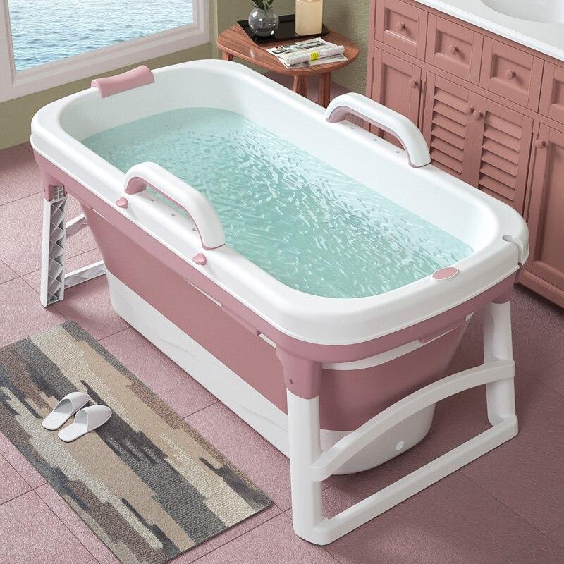 Очень большая ванна для взрослых baignoire adulte Портативная Складная Ванна для взрослых сауна надувная ванна для взрослых