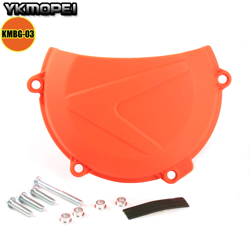 Motorcycle Clutch protection cover for <font><b>KTM</b></font> SXF/XCF450 2016 <font><b>2017</b></font> EXC-F/EXC-F Six Days <font><b>450</b></font>/500 <font><b>2017</b></font> image