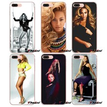 Per Huawei G7 G8 Ascend P7 P8 P9 Lite Honor 4C 5X 5C 6X Mate 7 8 9 Y3 Y5 Y6 II Pro Beyonce Giselle Knowles Super star caso(China)
