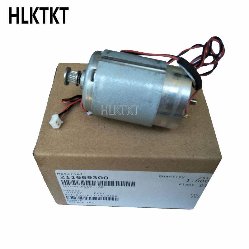 Original New CR Motor Carriage Motor 211056802 For <font><b>Epson</b></font> R270 <font><b>R290</b></font> R390 R280 R280 R285 A50 <font><b>P50</b></font> <font><b>T50</b></font> <font><b>L800</b></font> L801 R390 330 Series image