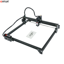 2020 nowy Ortur laserowa maszyna grawerująca 32-bit płyty głównej płyta główna CNC Router grawer do tworzyw sztucznych drewna akrylowe pcv PCB metalu kamień skóra
