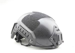 Image 3 - Ballistic IIIA 3A Bulletproof Helmet Aramid Fiber Maritime OPS M/L L/XL