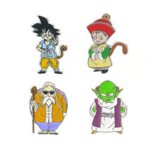 ญี่ปุ่น Anime Dragon Ball PIN Enamel Goku(China)