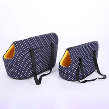 Soft pet backpack cat dog shoulder bags for outdoor carrying  carrier puppy travel small s products