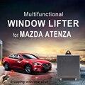 Мощный стеклоподъемник Для Mazda ATENZA, стеклоподъемник, многофункциональный автоматический зеркальный переключатель папки, дистанционное уп...