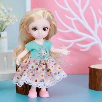 Одежда для шарнирных кукол 16 см. 4