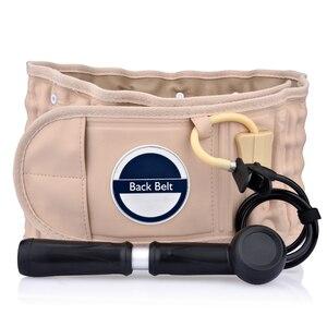 Image 1 - Lumbar Support Back Belt Spinal Air Decompression Lumbar Belt Air Traction Waist Belt Back Massage lower back support brace Belt