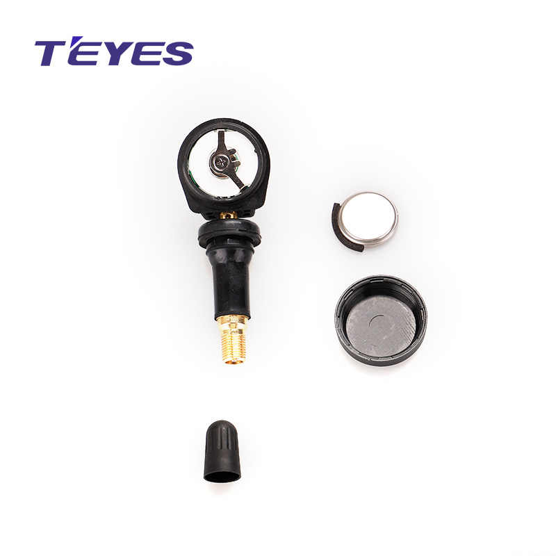 Sistema de supervisión de presión de neumáticos inalámbrico Teyes 2019 TPMS para coche, reproductor de dvd y navegación