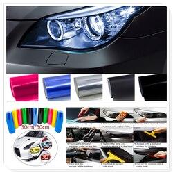 Car HeadLight Light Decor Vinyl Film Sticker Decal for Volkswagen vw 07 EOS 2.0 TF Phaeton 6.0 EOS 2.0 FS Touareg