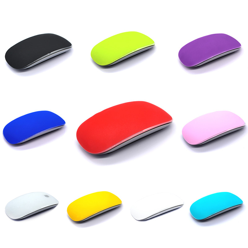 New! Silicone Mouse Skin Mouse Cover For Apple Macbook Air Pro 11 12 13 15 Protector Film Magic Mouse For Mac Magic Mouse Cover