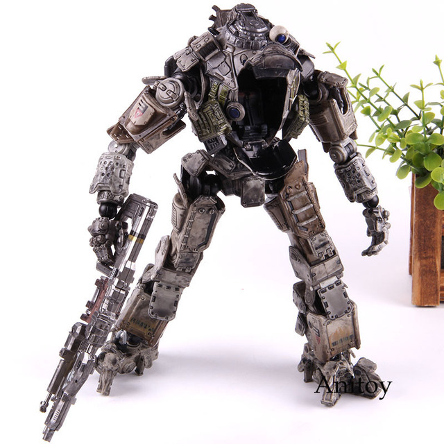 Jeu Titanfall 2 figurines jeu ARTS Atlas Titanfall 2 figurine PVC Collection modèle jouet