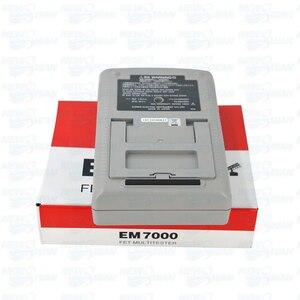 Image 3 - EM7000 Analoge Multitesters/Fet Tester Hoge Gevoeligheid Voor Meting Van Lagere Capaciteit Elektrische