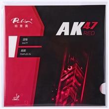 PALIO AK47 красный/AK47 синий(AK-47, AK 47) резиновый для настольного тенниса с губкой для пинг-понга Tenis De Mesa