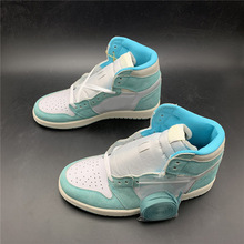 Cheap turbo green 1s TOP Factory Version 1 designer Basketball Shoes