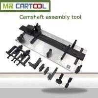 Camshaft Fitting Tool Set Cylinder Head Rebuild Timing Tool For VW Audi Porsche CR T40094 T40095 T40096 Diesel Engine