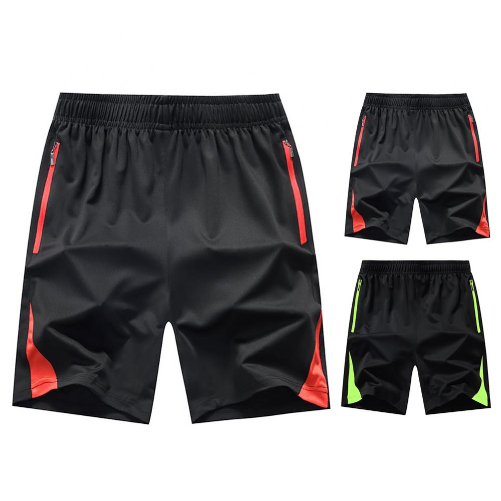 50% Hot Sale Men Casual Breathable Stretchy Quick Dry Drawstring Fifth Pants Beach Shorts 4