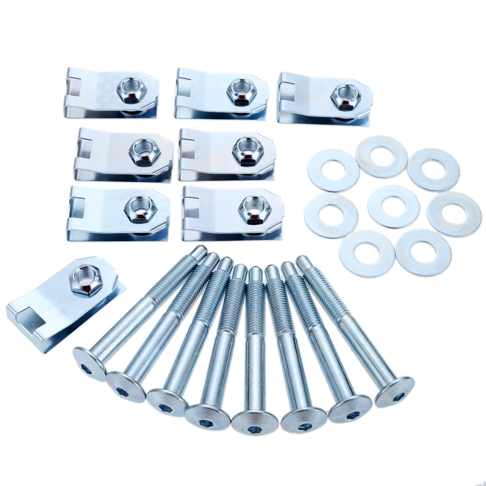 924-312 Truck Bed Mounting Hardware Kit Fit For 1997-2012 Ford F150 or Mark LT Pickup W708605S436 W709424S901