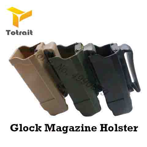 Outdoor Tactics Magnetic Mag Holder Pouch Magazine Holster for 1911 CQC Caliber