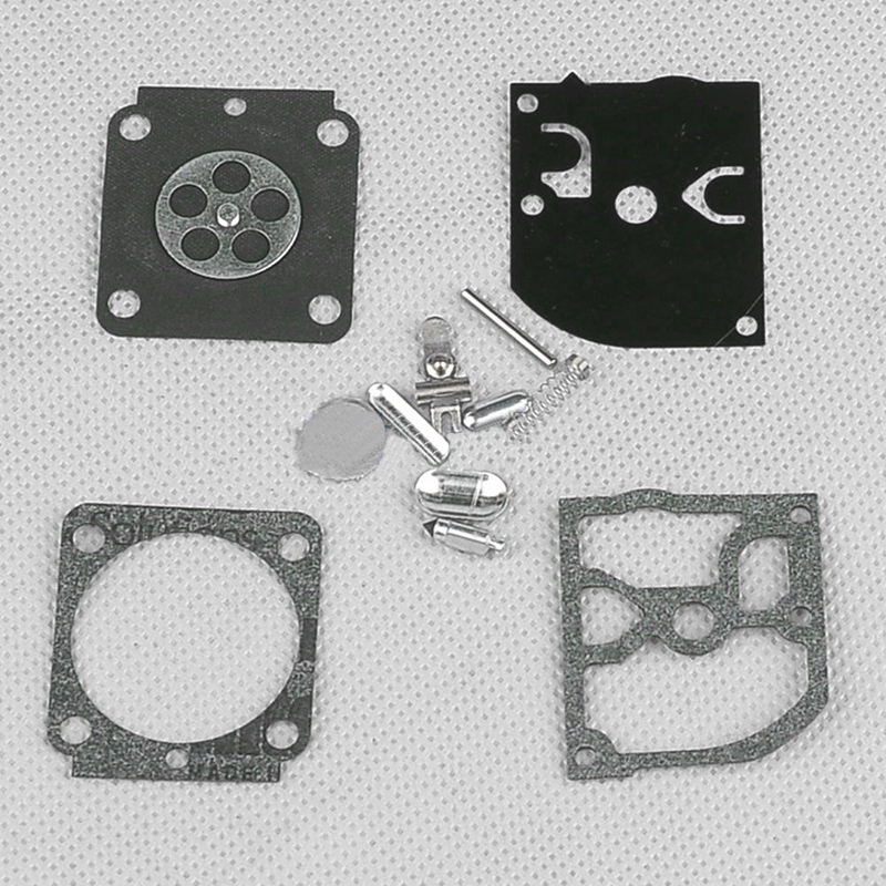 Carburetor Rebuild Kit For RB-100 ZAMA <font><b>STIHL</b></font> HS45 FS55 <font><b>FS38</b></font> BG45 4137 EMU TRIMMER Carb Chainsaw Trimmer <font><b>Parts</b></font> High Quality image