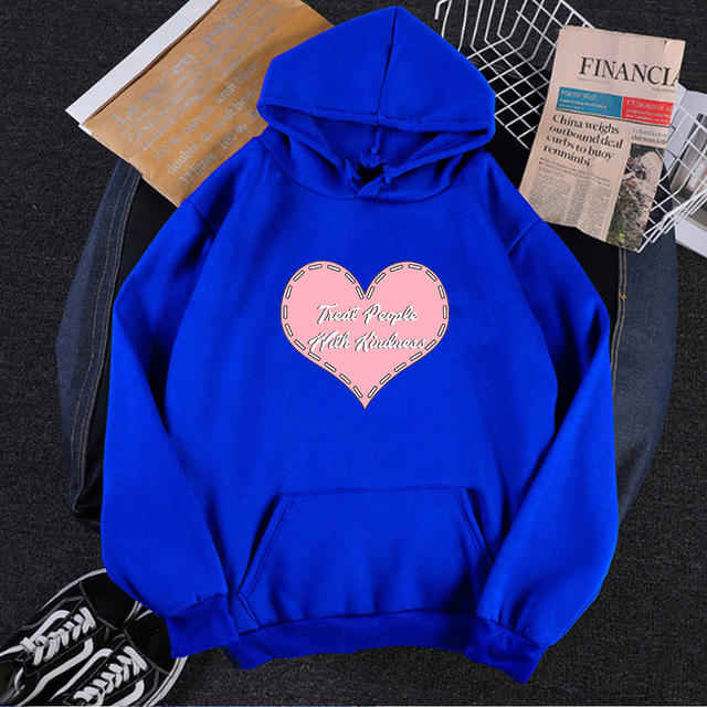 TREAT PEOPLE WITH KINDNESS HARRY STYLES HOODIE (9 VARIAN)
