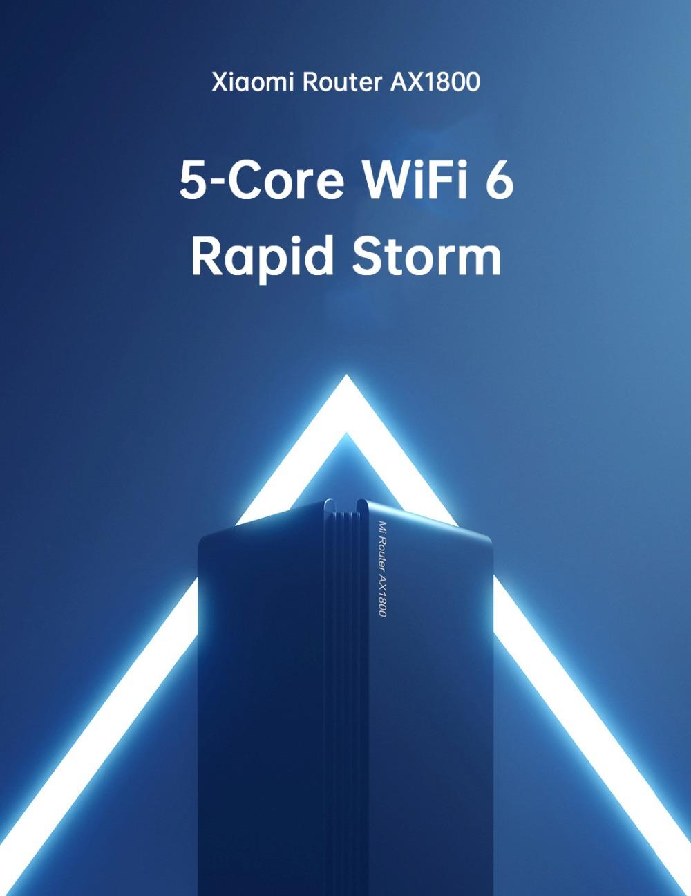 Xiaomi AX1800 Wireless Router 7