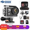EKEN H9R H9 Экшн-камера Ultra HD 4K 30fps WiFi 2,0 дюйма 170D Подводная Водонепроницаемая камера для видеозаписи на Шлем s Спортивная камера