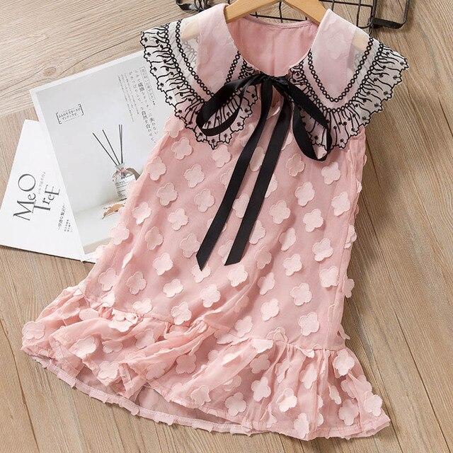 Фото платье детское летнее без рукавов в горошек на возраст 2 6 лет цена