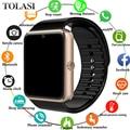 Новинка 2019  умные часы для Apple Watch  мужские  женские  на Android  наручные часы  умная электроника  умные часы с камерой  SIM  TF карта  PK Z60