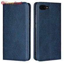 Casos magnéticos para huawei honor 10/10 lite 20 pro capa de couro genuíno carteira flip macio capa traseira saco do telefone móvel acessório