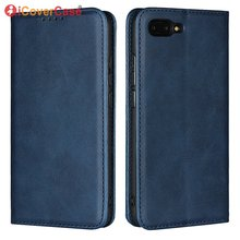 Magnetic Cases For Huawei Honor 10/ 10 lite 20 pro Genuine Leather Cover Wallet Flip Soft Back Cover Mobile Phone Bag Accessory