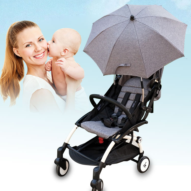 Top Grade Export Oxford Cloth Baby Stroller Parasol Extra-large Tong Che San Universal Children Tricycle Parasol