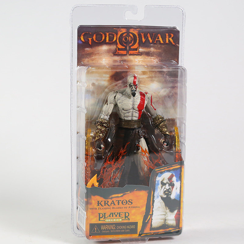 God Of War Figure Toy Kratos Atreus Ultimate Ko S Neca Axe Shield Son Loki Set Pvc Action Figure Model Toy Special Discount 7ffc Cicig
