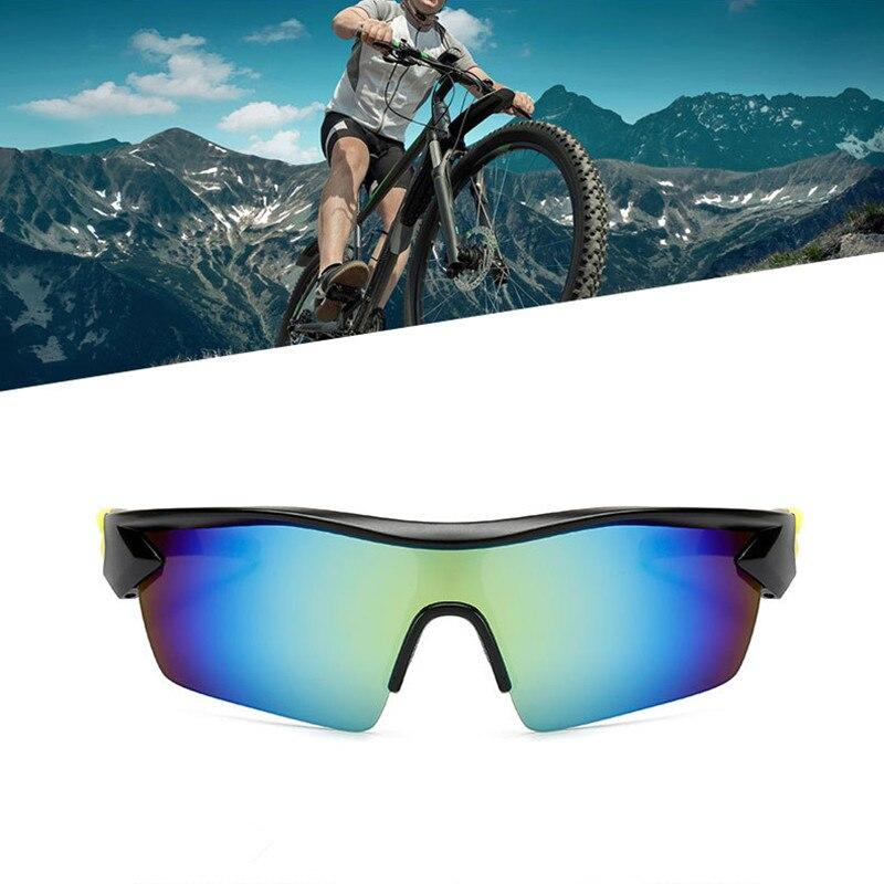 RBUDDY Sport Polarized Sunglasses Men 2020 Outdoor Sports Windproof Men's Glasses UV400 Goggles Unisex Women Sunglasses Eyewear