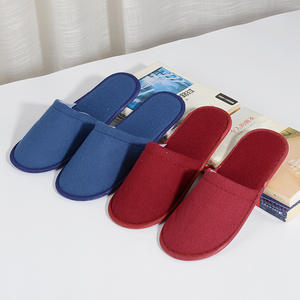 Disposable Slippers Guest Hotel Travel Unisex Spa Indoor Simple