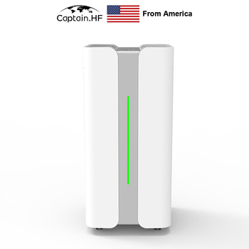 цена на US Captain Air Purifier Household Remove Formaldehyde & Dust Sterilizing Air Cleaneing Machine, Anion Oxygen Disinfection  PM2.5